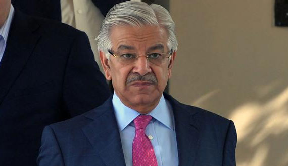 The Indian Army Chiefs Statement Is Extremely Irrelevant Khawaja Asif