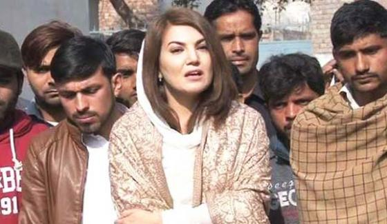 Zainab Incident Should Not Be Given Political Colors Reham Khan