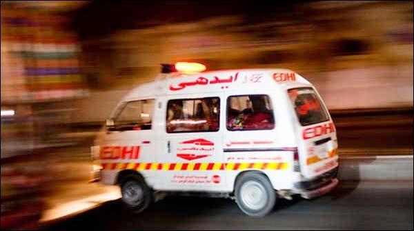 Karachi One Person Killed In Firing