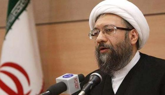 Iran Threatens Severe Response To Us Sanctions Against Judiciary Chief