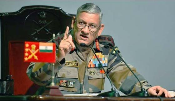 Dont Give Sermons And Concentrate On Your Job J K Minister Tells Indian Army Chief
