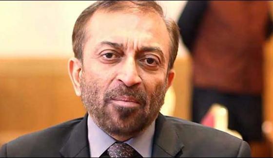 Arif Hassan Murder Is A Conspiracy To Destroy Peace Farooq Sattar