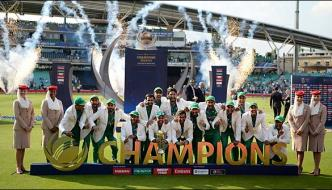 Pakistan Winner Of The Champions Trophy Declared Moment Of The Year In Icc Awards