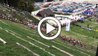The Worlds Steepest 400 Meter Race Of Planica