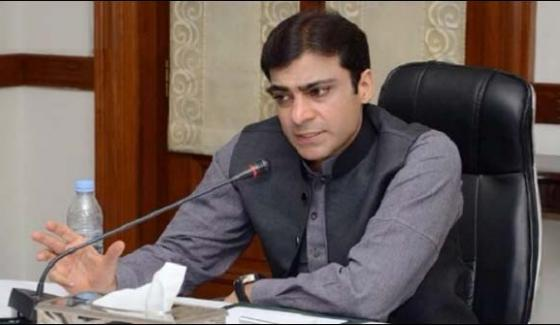 Chief Justice Ordered The Removal Of Barriers Outside The House Of Hamza Shahbaz