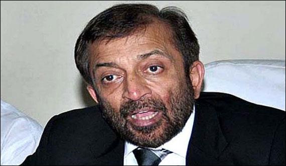 Farooq Sattar Minus By Mqm Rabita Committee