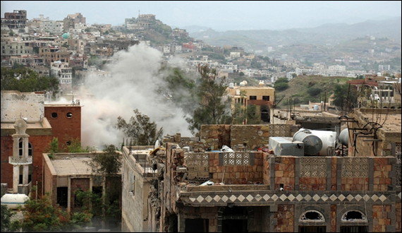 Clashes Between Army And Houties In Yemen 40 Houties Killed