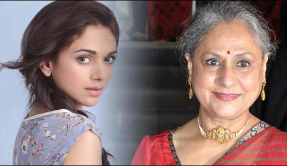 Jaya Bachchan Suggested My Name To Sanjay Leela For Padmaavat Aditi Rao