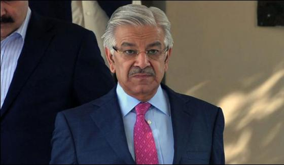 Us Should Pay For Barbed Wire On Pak Afghan Border Khawaja Asif
