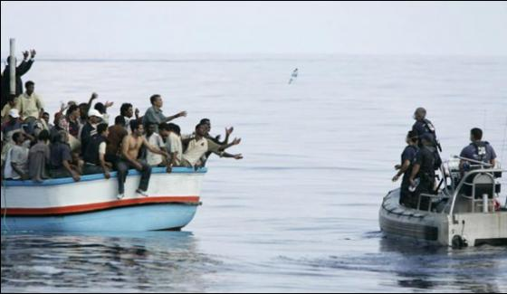 Libyan Human Smugglers Have Links To Security Forces Un