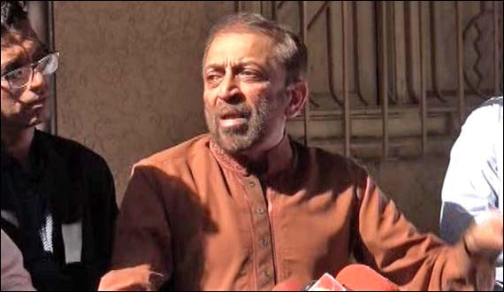 Farooq Sattar To Give Show Cause Calls Workers Meeting On Sunday