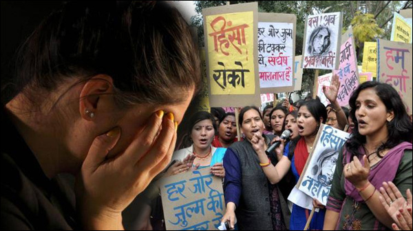 Every Third Woman In India Suffers Sexual Physical Violence At Home