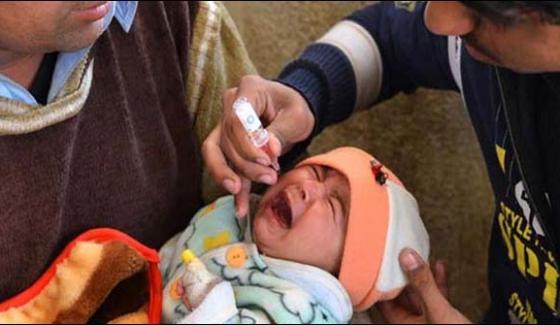 4 Day Polio Campaign Starts In Multan
