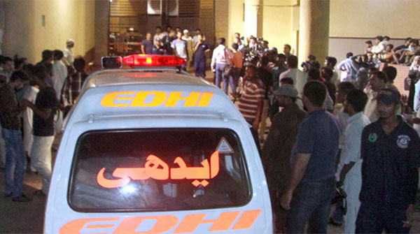 Hyderabad Accident Between Suzuki And Damper Ten People Died