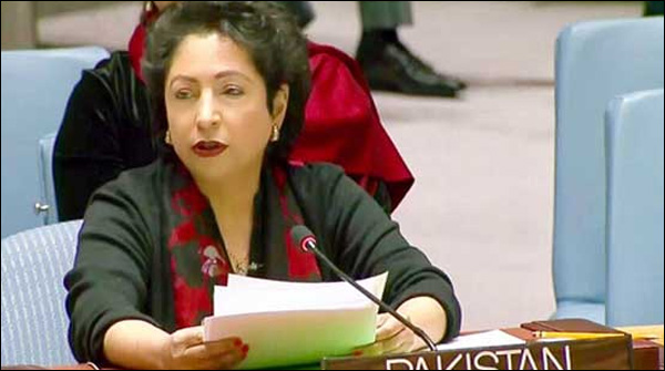 Maleeha Lodhis Name Among Worlds Successful Women Diplomats