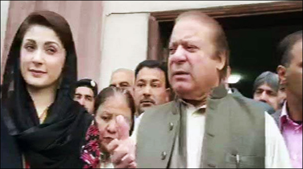 Public Gave The Answer To The Revenge On The Name Of Accountability Nawaz Sharif