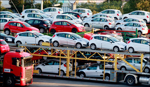 Sales Of Cars In The Country Increase