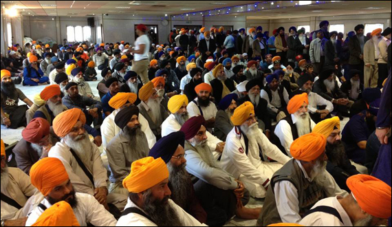 Sink Federation Of Uk Announced For Boycott Of Indian Officials In Gurdwaras