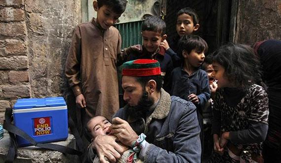 4 Day Anti Polio Campaign Starts In Abbottabad