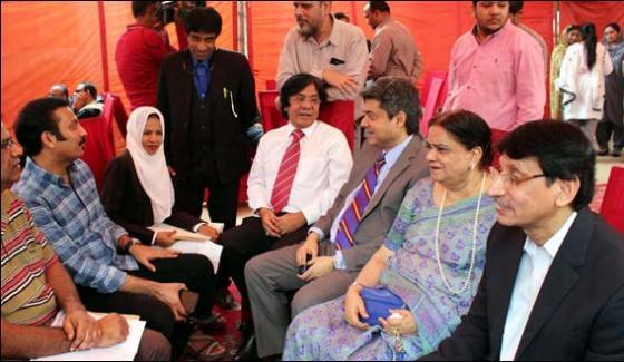 Mqm Pakistan Bahadurabad Calls Workers Meeting