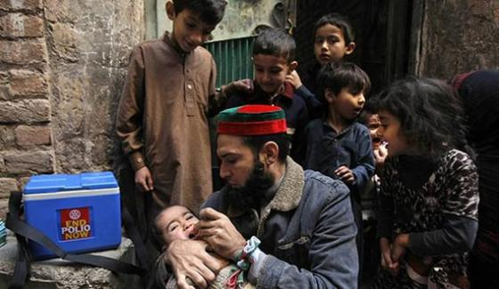 4 Day Anti Polio Campaign Starts In Abbottabad