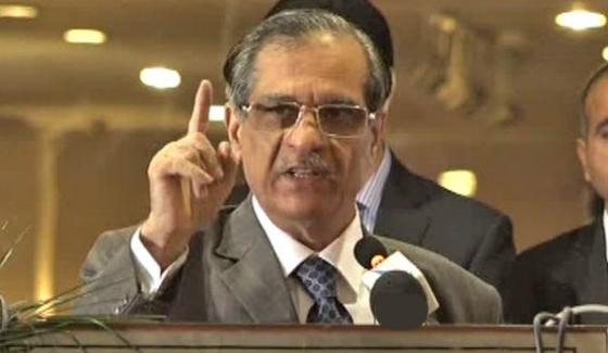 Chief Justice Pakistan Justice Saqib Nisar Takes Notice Of Shahrikh Jatoi Shifting Hospital