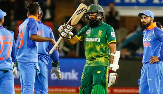 India Won By 73 Runs Against South Africa At Port Elizabeth