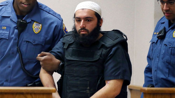 New York Bombing Sentenced To Life In Prison To Afghan Origin