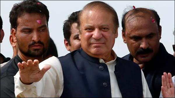 Every One Should Do Respect Of Vote Poer Nawaz Sharif