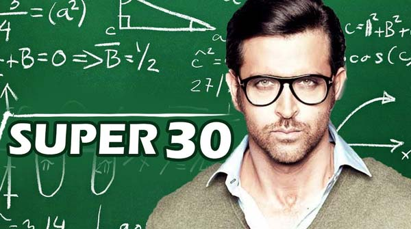 Hrithik Roshans Look As Mathematician In Super 30 Seems Convincing