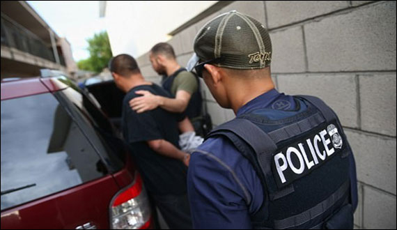 Belgian And British Police Arrested 26 Suspects Of Human Trafficking