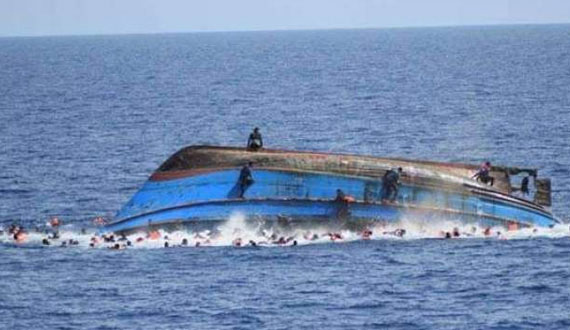 Libya Boat Crashes 11 Pakistanis Dead Bodies Hand Over
