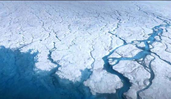 As Ice Sheets Melt Faster Sea Level Rise Is Accelerating Every Year
