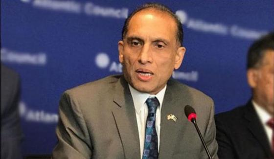 Pakistan And The United States Have To Do A Lot Of Work Aizaz Chaudhry
