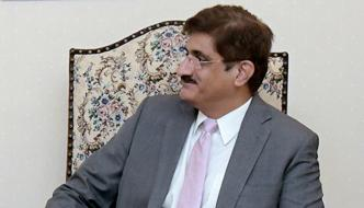 Our First Priority Is To Form A Healthy Province Murad Ali Shah
