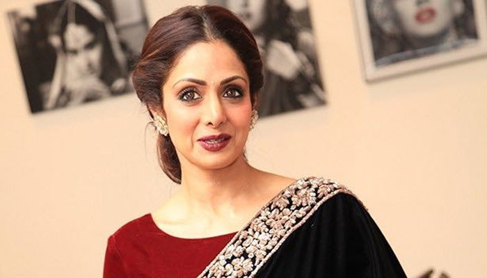 Legendary Actress Sridevi Passed Away