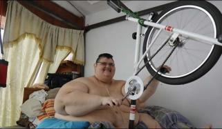 Worlds Fattest Man Dreams Of Walking Again