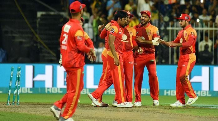 Psl3islamabad Set 122 Runs Target For Lahore Qalandar