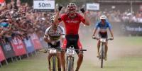 جنوبی افریقہ، ماؤنٹین بائیکنگ مقابلہ، نیوزی لینڈ کا رائیڈر کامیاب
