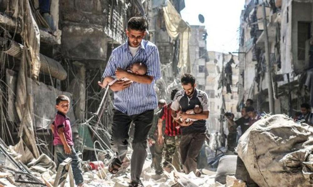 شامی حکومت کو روکا نہ گیا تو امریکا حملے پر مجبور ہوگا،نکی ہیلی