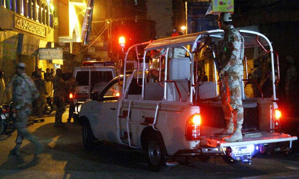 کراچی: لیاری میں رینجرز کی کارروائی، 5 دہشت گرد ہلاک