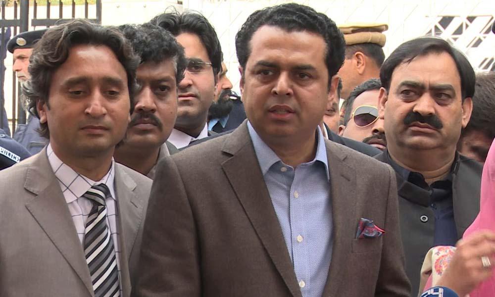 توہین عدالت کیس، طلال چوہدری پر فرد جرم عائد نہ کی جاسکی