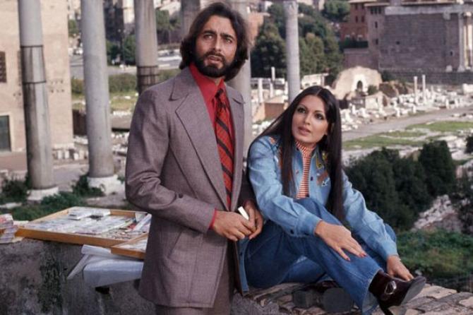 پروین بابی اور مہیش بھٹ کی ناقابل فراموش داستان
