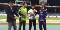 لاہور کیخلاف کوئٹہ کا ٹاس جیت کر فیلڈنگ کا فیصلہ
