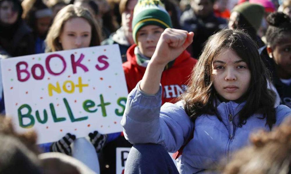 امریکا: اسکولوں میں فائرنگ کے واقعات کی روک تھام کا بل منظور