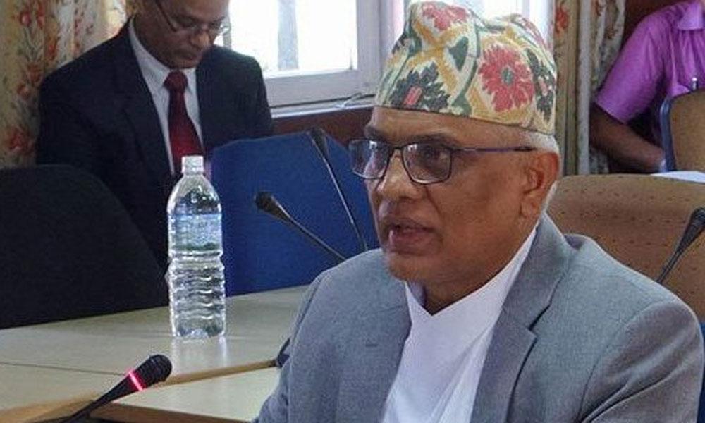 جعلی تاریخ پیدائش درج کرنے پر نیپال کے چیف جسٹس برطرف