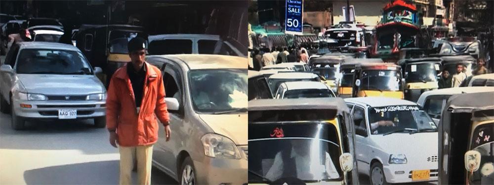کوئٹہ میں ٹریفک کے گمبھیر مسائل،شہریوں کی زندگی اجیرن