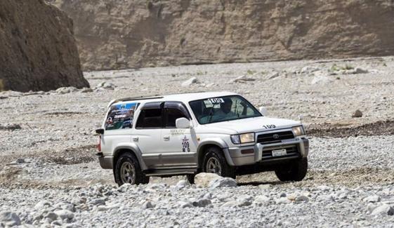 بلوچستان : دوسری جیپ ریلی کا انعقاد 18 مارچ سے ہوگا