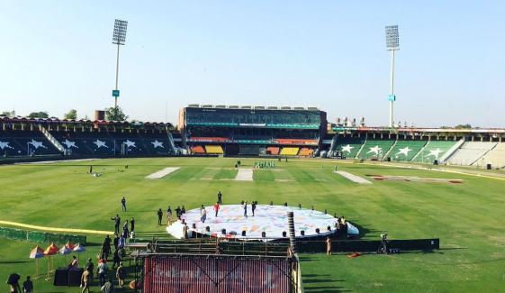 پی ایس ایل میچوں کی تیاریاں آخری مراحل میں ہیں ، ڈی سی لاہور