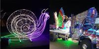 کراچی: کینسر کے مریضوں کی مدد کیلئے ہوا لائٹ فیسٹیول